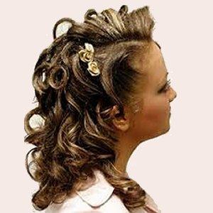 Firmungs Frisuren